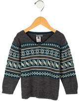 Bonpoint Boys' Fair Isle Sweater