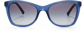 Ralph Lauren Art Deco Square Sunglasses