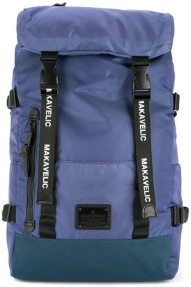 Makavelic Double Belt Daypack
