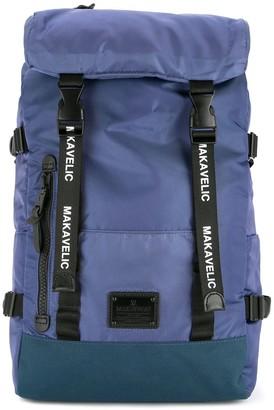 Makavelic Double Belt Daypack