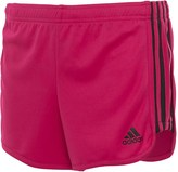 adidas Around the Block Mesh Shorts (For Big Girls)