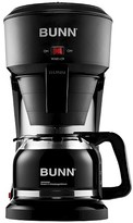 Bunn-O-Matic SBB Speed Brew Coffee Maker - Black