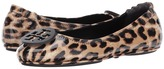 Tory Burch Minnie Travel Ballet Women's Shoes