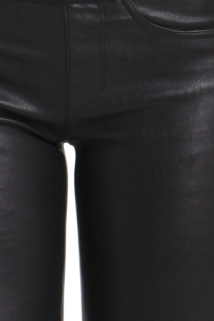 Helmut Lang Skinny Leather Pant