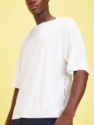 Tommy Hilfiger Crew Neck Vent T-Shirt