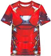 Under Armour Iron Man Shortsleeve Baselayer Top