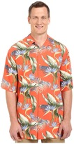 Tommy Bahama Big & Tall Cool, Palm & Collected Camp Shirt