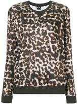 The Upside leopard print sweatshirt