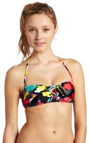 Roxy Juniors Drawcord Bandeau