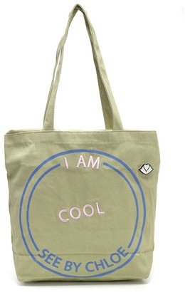 See by Chloe I Am Cool Tote Bag