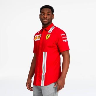 Puma Scuderia Ferrari Men's Team Shirt