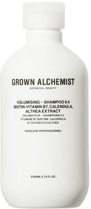 GROWN ALCHEMIST 200ml Volumising - Shampoo 0.4