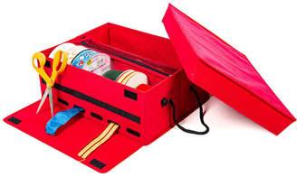 Santa Bag Ribbon Storage Box
