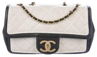 Chanel Small Graphic Flap Bag