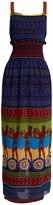 Mary Katrantzou Hemera Grecian-print silk-georgette dress