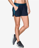 Under Armour Play Up Mesh-Inset Shorts