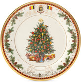 Lenox Annual 2016 Trees Around the World Plate Belgium 26th Edition