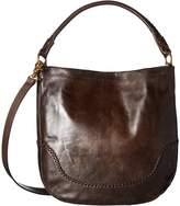 Frye Melissa Whipstitch Hobo Hobo Handbags