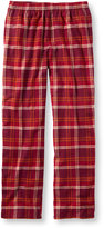 L.L. Bean Men's Holiday Flannel Sleep Pants