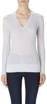 J Brand Allie Long Sleeve Sweater In Epoch