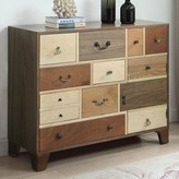 Bronx Lorenza 13 Drawer Apothecary Accent Chest Ivy