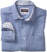 Johnston & Murphy Micro Basketweave Shirt