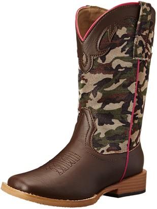 Roper Camo Cowgirl Square Toe Camo Cowgirl Boot