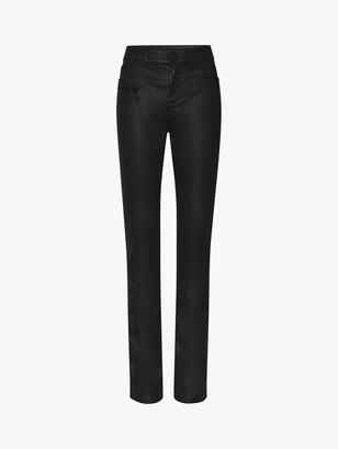 Gerard Darel Lucille Skinny Jeans, Black