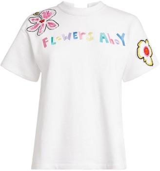 Mira Mikati Flowers Ahoy T-Shirt