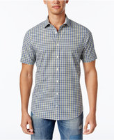 Tommy Hilfiger Men's Carson Poplin Check Shirt