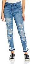 Cheap Monday Women's Second Skin Hi Rise Skinny Jeans