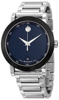 Movado Museum Stainless Steel Watch, 42mm