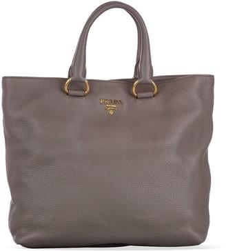 Prada Pre-Owned Daino tote bag