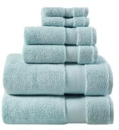 Madison Home USA Signature Splendor Cotton 6-Pc. Towel Set Bedding