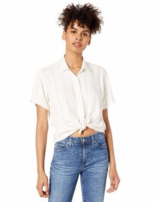 Obey Women's Amalfi Shirt Button Down Shirt