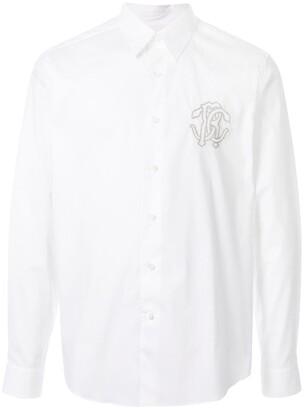 Roberto Cavalli RC slim-fit shirt