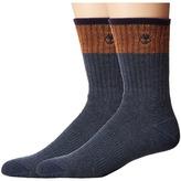 Timberland Wool Crew 2-Pack Socks