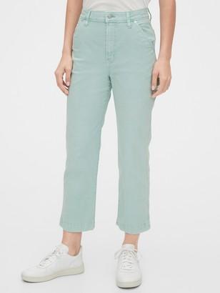 Gap High Rise Carpenter Pants