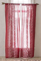 Urban Outfitters Bali ZigZag Curtain