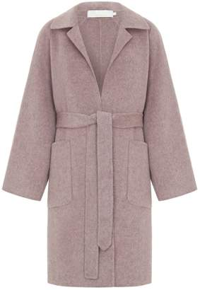 Les 100 Ciels Swoon Wool Coat