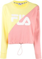 Fila long-sleeved sweatshirt