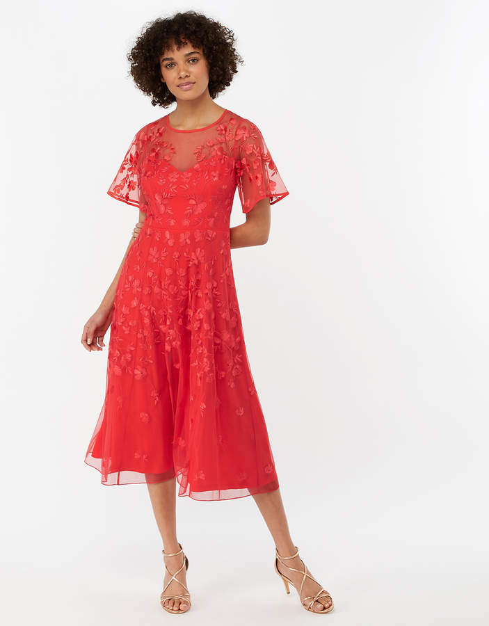 2bae71580cf Monsoon Embroidered Dresses - ShopStyle UK