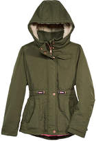 Jessica Simpson Hooded Coat, Big Girls (7-16)