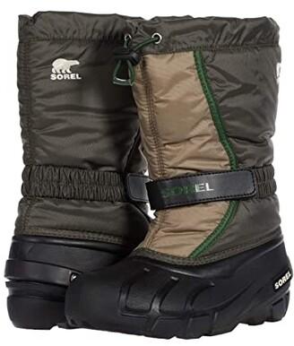 Sorel Kids Flurry (Toddler/Little Kid/Big Kid) (Alpine Tundra) Kids Shoes