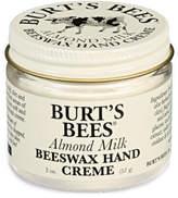 Burt's Bees NEW Hand Creme Almond Milk Beeswax