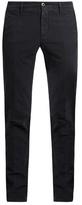 Incotex Slim-leg Stretch-cotton Chino Trousers