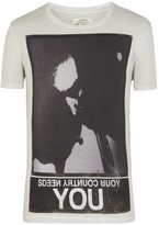 AllSaints Country Band T-shirt
