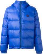 Paul Smith padded jacket - men - Feather Down/Nylon/Polyester - S