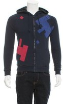 Band Of Outsiders Zip-Up Hoodie