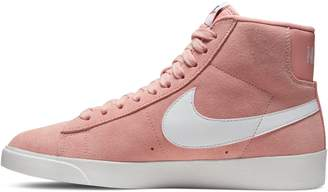 Nike Women's Blazer Mid Vintage Suede Shoes